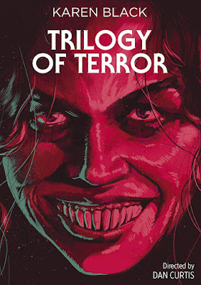 Trilogy Of Terror 1975 Dvd