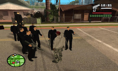 Bodyguard Mod FOR GTA San Andreas PC Free Download