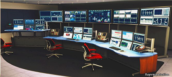 BSF Gets High-Tech Centralized Control Room to Monitor Operations ...