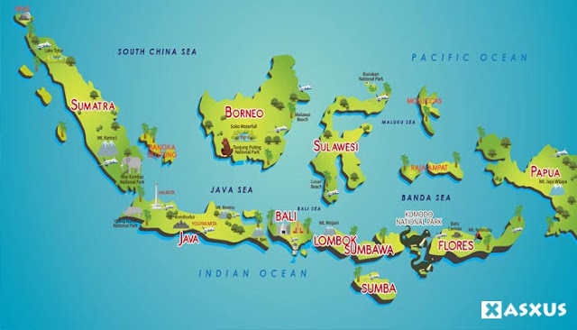 10 Provinsi Termuda di Indonesia Beserta Ibu Kota, dan Tanggal Terbentuknya