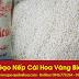 Anh chỉ thích mua gạo Hải Hậu Nam Định quê em thôi