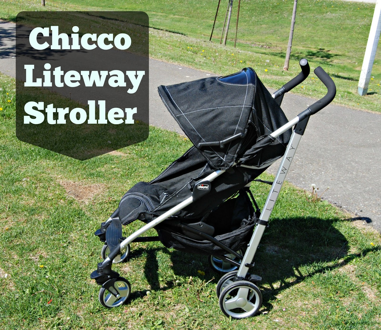 When I was given the option of reviewing the Chicco Liteway Stroller I thought it would be the perfect fit for us. Since I was looking for a compact ... & The Chicco Liteway Stroller Makes Being on The Go Easier #GIVEAWAY ...