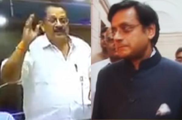 बीजेपी विधायक राज पुरोहित बोले, भंसाली को पीटना नहीं चाहता लेकिन शशि थरूर को जरूर पीटूँगा