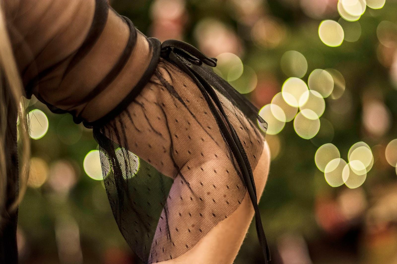 tiulowa sukienka primark