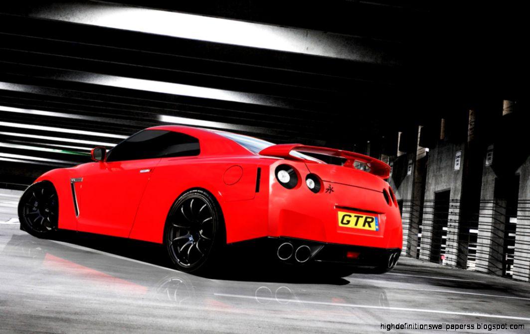 Nissan Gtr Hd Wallpaper Desktop High Definitions Wallpapers