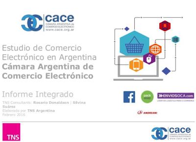 Comercio Electrónico en Argentina - 2015
