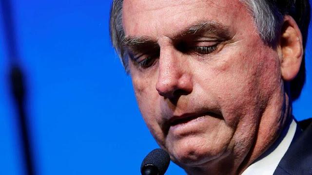 Brasil | Bolsonaro alimenta rumores de renúncia ao partilhar texto a aliados