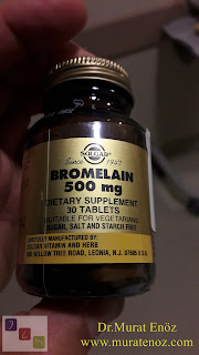 Bromelain 500mg Tablet