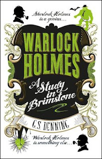 Interview with G.S. Denning, author of Warlock Holmes - A Study in Brimstone