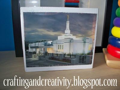 Crafting and Creativity: May 2011