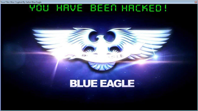 Blue Eagle - Βρήκαμε λύση μην πληρώσετε τα λύτρα