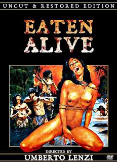 Eaten Alive / Mangiati vivi! (1980)