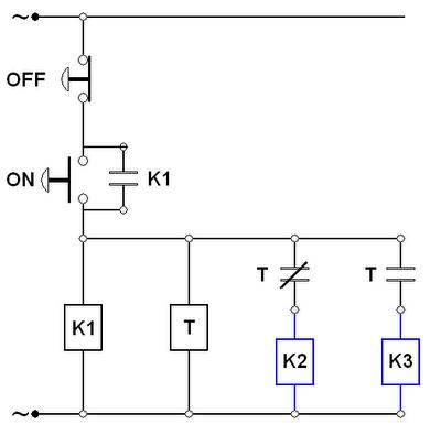 440 volts wiring diagrams