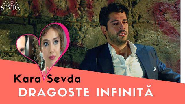 Melodia din serialul Dragoste infinita - Kara Sevda - Episodul 6