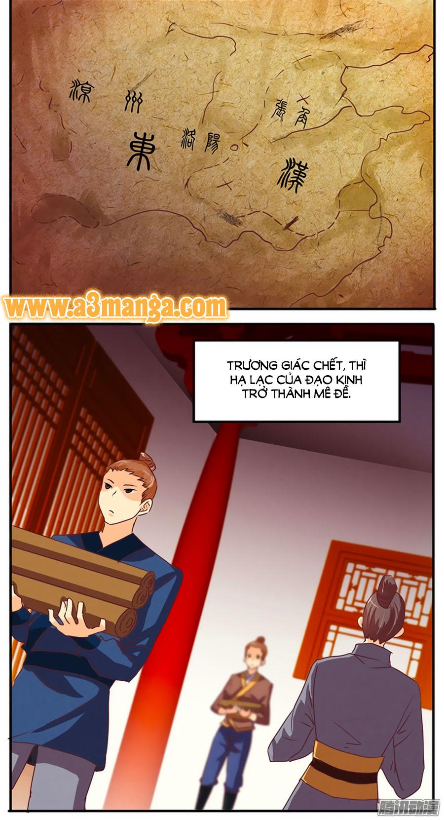 Tú Thiết Chi Thư Chap 52 - Next Chap 53