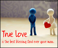 Love, a Blessing, a Gift, a Choice