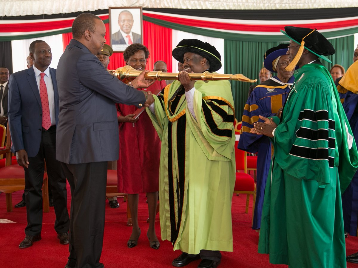 Victory Over Terror: Garissa University Is Now A Fully Fledged University