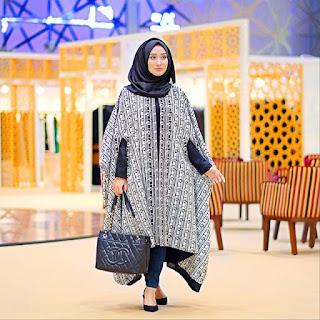 Kumpulan Model Baju Hijab Dian Pelangi