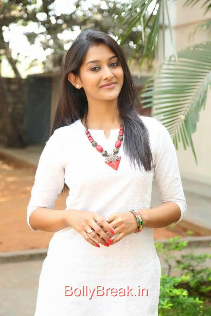 Actress Pooja Jhaveri Stills At Bham Bolenath Movie Interview