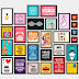 DIY - Molduras para quadros com papel cartão