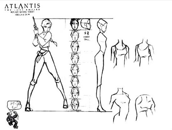 Sinclair Atlantis Disney Quotes. QuotesGram