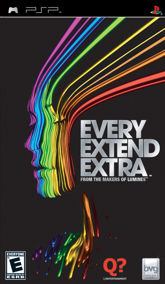Every Extend Extra - PSP - ISO Download