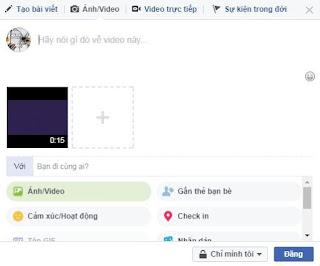 Hướng Dẫn Làm Ảnh Bìa Facebook Cá Nhân Bằng Video