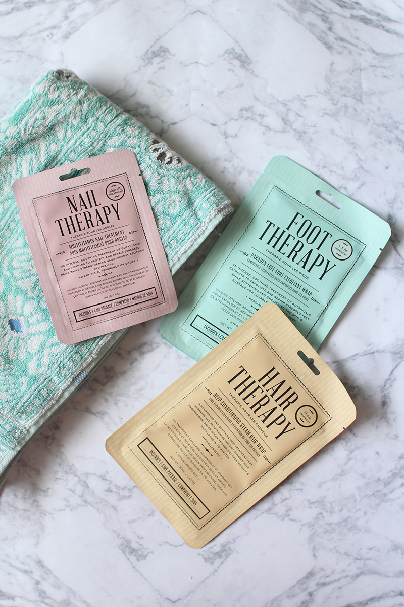 The best hair, nail and face masks