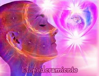 Sean empoderados Seres de Amor amándose más a sí mismos, porque a medida que aumenten el Poder personal incrementarán su confianza.