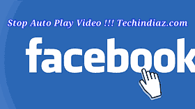 Fb par auto play video ko kaise rokhe