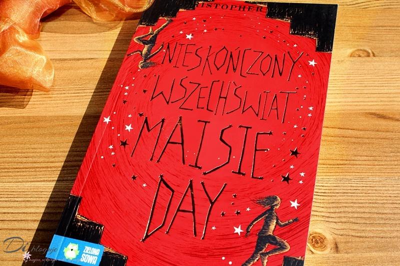Nieskończony wszechświat Maisie Day - recenzja