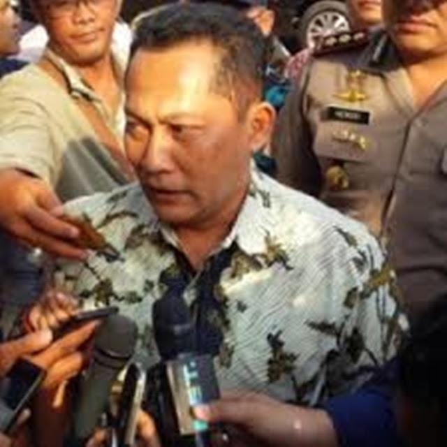Terkait Penyeludupan Narkoba, Budi Waseso Dengan Delegasi ASEAN di Batam