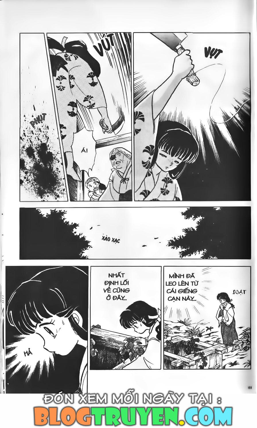 Inuyasha vol 01.6 trang 14
