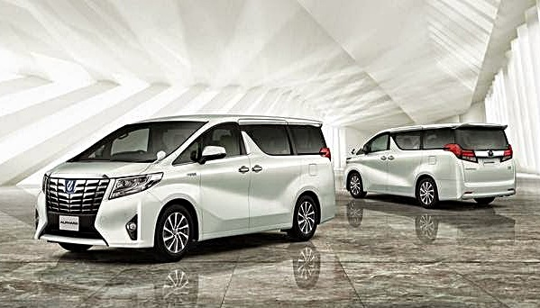 2018 Toyota Alphard Review