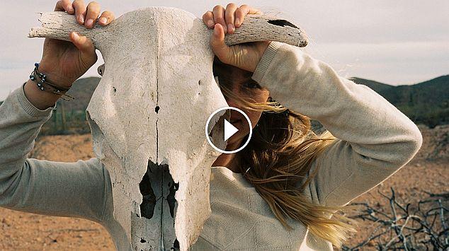 ReefAdventureSeeker Anna Ehrgott in Baja
