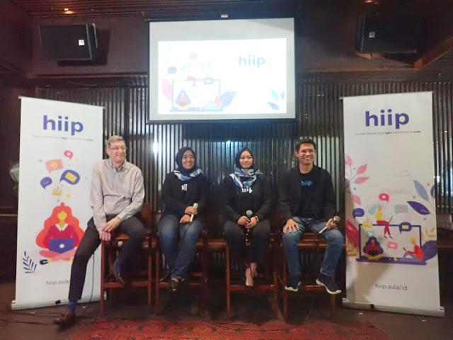 hiip indonesia, BP network