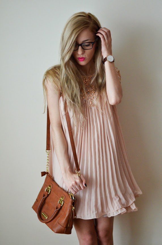 http://www.sheinside.com/Apricot-Short-Sleeve-Lace-Pleated-Chiffon-Dress-p-112684-cat-1727.html