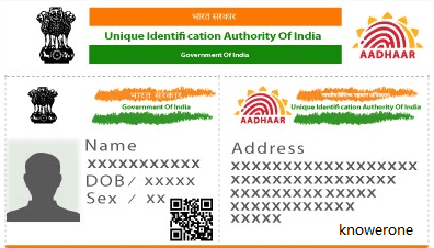 12 Benefit of Aadhaar  card