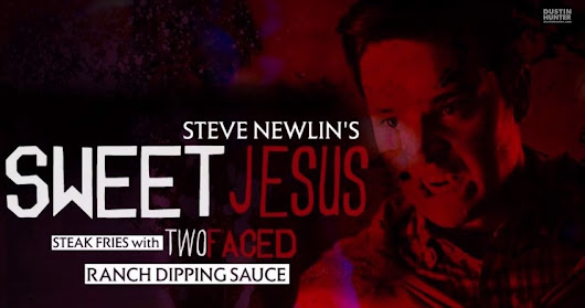 STEVE NEWLIN'S SWEET JESUS STEAK FRIES & TWO-FACED RANCH DIPPING SAUCE