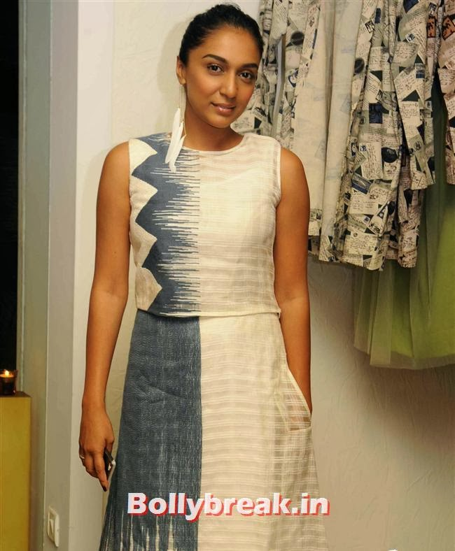 Shweta Salve, Vishakha Singh at Aparna and Azmina Host Summer Preview
