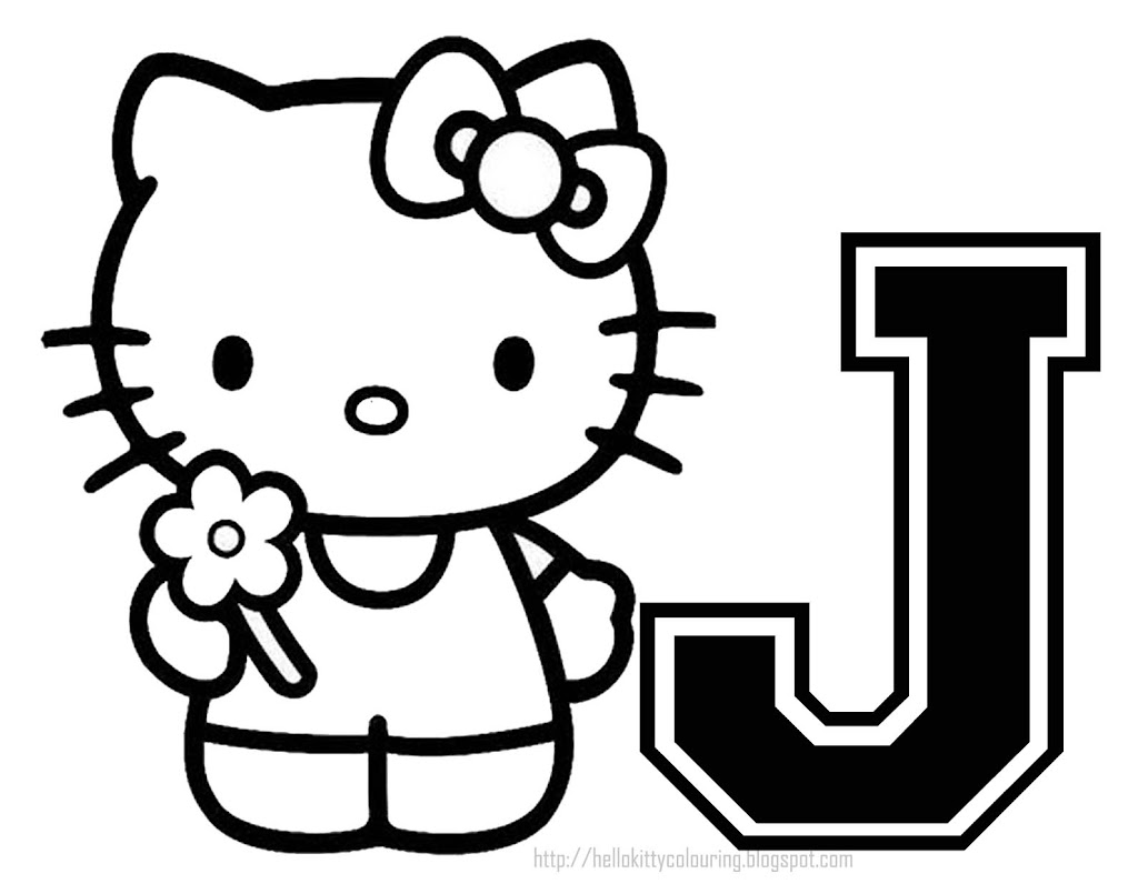 top hello kitty fall coloring pages drawing free