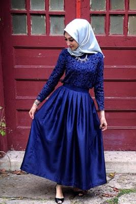 Busana Muslim Modern Untuk Pesta Modern