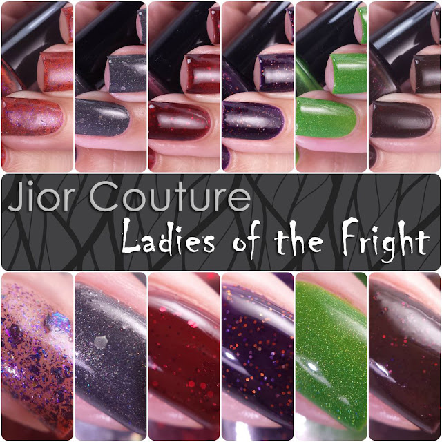 Jior Couture - Ladies of Fright Collection