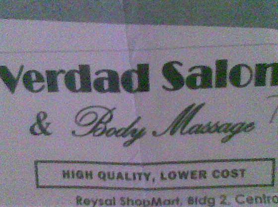 MARGIE: Massage san pedro laguna