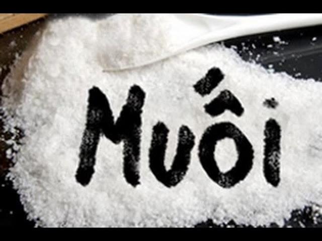 Ăn quá nhiều muối có thể chết sớm