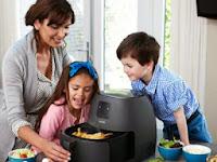 Tips Memasak Tanpa Minyak Dengan Airfryer