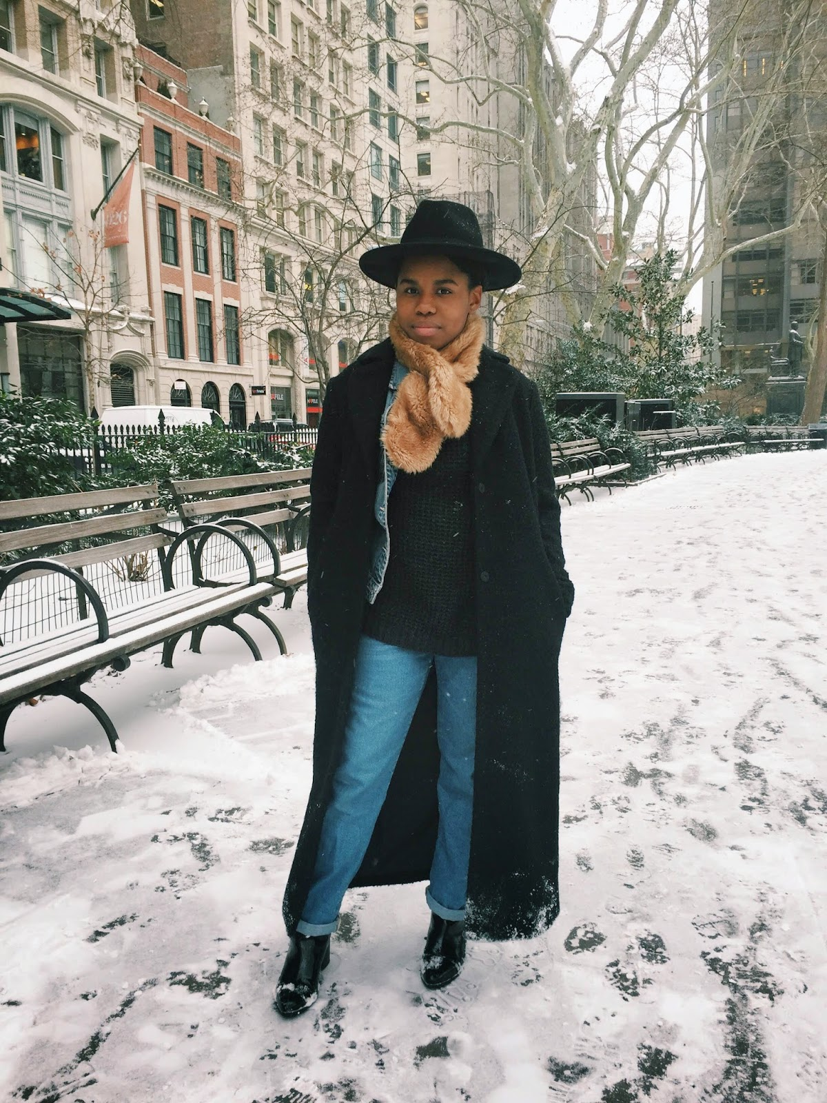 40389278a Winter Layering 101: How to stay chic and warm / Dae One Style