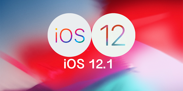 Apple iOS 12.1 released