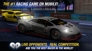 Racing Rivals Mod Apk v6.2.2 (Unlimited Money) Terbaru 2017