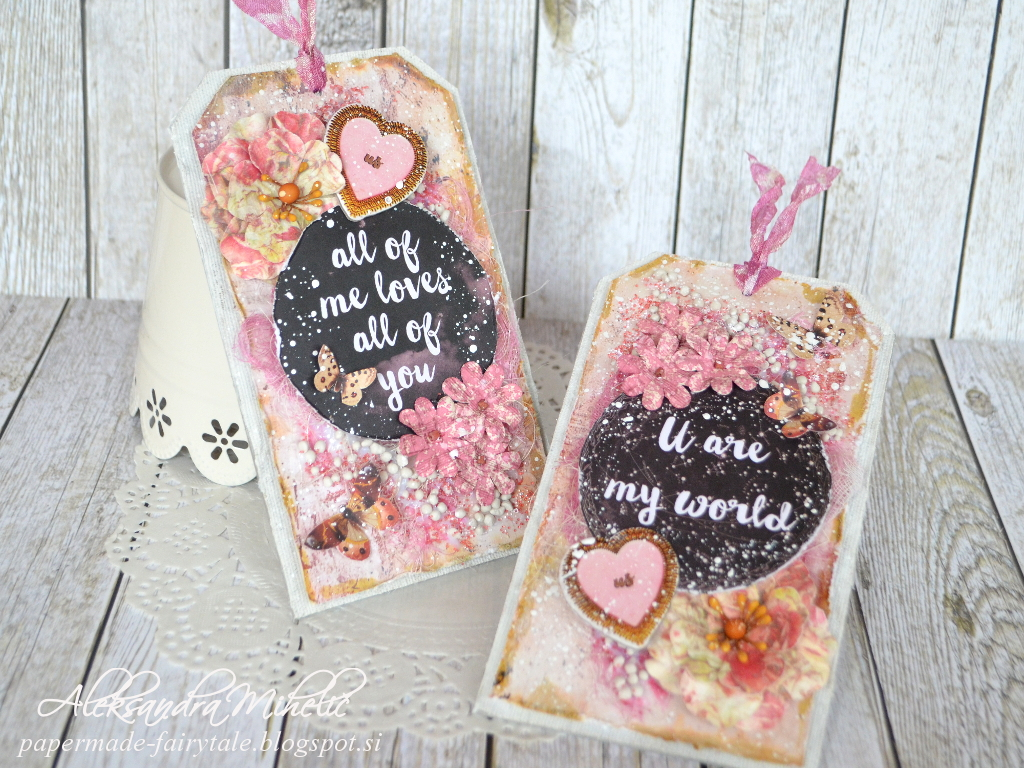 Papermade Fairytale: All of me loves all of you tags